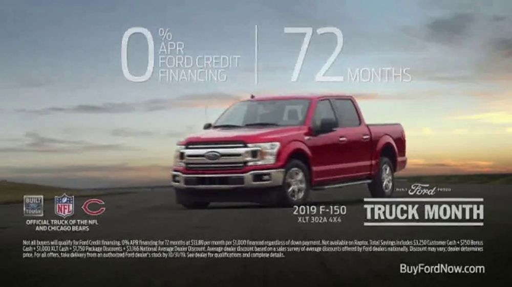 Edwards Truck Sales >> Ford Truck Month TV Commercial, 'Okay People' Song by The Score [T2] - iSpot.tv