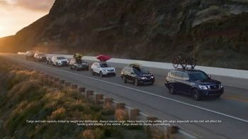 Nissan TV Spot, 'Up for Anything' Song by Jamie Lono [T2] - Thumbnail 8