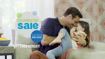 Ashley HomeStore Columbus Day Sale TV Spot, 'Geashill Sofa and Jeanette Rectangular Dining Table' - Thumbnail 3