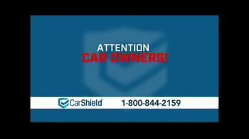 CarShield TV Spot, 'Covered Repairs' - Thumbnail 1