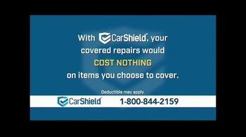 CarShield TV Spot, 'Covered Repairs' - Thumbnail 4