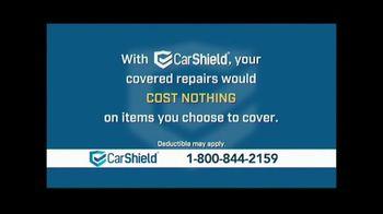 CarShield TV Spot, 'Covered Repairs' - Thumbnail 5