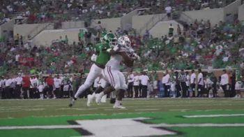 University of Houston Athletics TV Spot, '2019 Houston vs Cincinnati' - Thumbnail 6