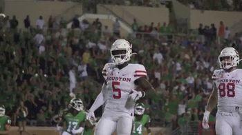 University of Houston Athletics TV Spot, '2019 Houston vs Cincinnati' - Thumbnail 7