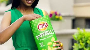 Lay's Poppables TV Spot, 'Crispy and Full of Flavor' - Thumbnail 3