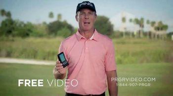 Revolution Golf TV Spot, 'PRGR Video'