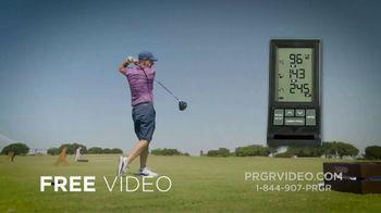 Revolution Golf TV Spot, 'PRGR Video' - Thumbnail 8
