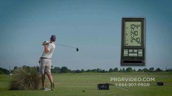 Revolution Golf TV Spot, 'PRGR Video' - Thumbnail 4