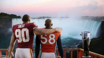 Old Spice Sweat Defense TV Spot, 'Von Miller Defends Sweat' Featuring Von Miller - 6 commercial airings