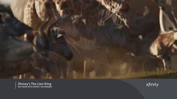 XFINITY On Demand TV Spot, 'The Lion King' - Thumbnail 3