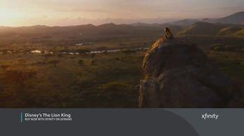 XFINITY On Demand TV Spot, 'The Lion King' - Thumbnail 4
