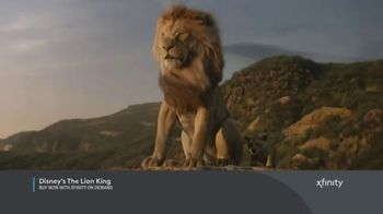 XFINITY On Demand TV Spot, 'The Lion King'