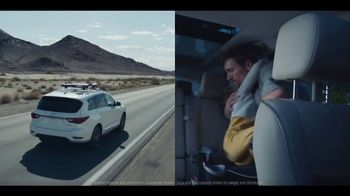 2020 Infiniti QX60 TV Spot, 'An Adventure' Song by Moonlight Breakfast [T2] - Thumbnail 2