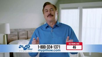 My Pillow Premium TV Spot, 'Best Sleep of Your Life: Deep Discount Interruption' - Thumbnail 5