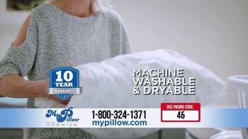 My Pillow Premium TV Spot, 'Best Sleep of Your Life: Deep Discount Interruption' - Thumbnail 9