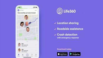 Life360 TV Spot, 'Location Sharing App' - Thumbnail 6