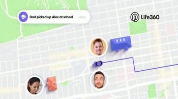 Life360 TV Spot, 'Location Sharing App'