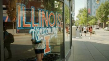University of Illinois TV Spot, 'Homecoming'