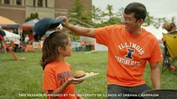 University of Illinois TV Spot, 'Homecoming' - Thumbnail 9