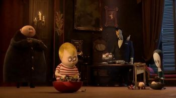 Hershey's TV Spot, 'The Addams Family: Trick-Or-Treat' - Thumbnail 2