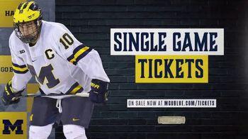 Michigan Athletics TV Spot, '2019 Hockey Season: Single Game Tickets' - Thumbnail 10