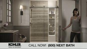 Kohler Walk In Shower TV Spot, 'Luxurious Experience' - Thumbnail 1