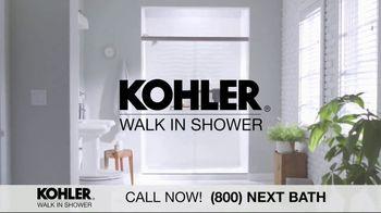 Kohler Walk In Shower TV Spot, 'Luxurious Experience' - Thumbnail 9