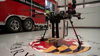 BTN LiveBIG TV Spot, 'A Maryland Drone Made a Life-Saving Delivery' - Thumbnail 1