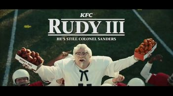 KFC TV Spot, 'Rudy III: He's Still Colonel Sanders But Now He's Got Wings For Sale' Featuring Sean Astin - Thumbnail 9