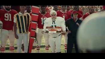 KFC TV Spot, 'Rudy III: He's Still Colonel Sanders But Now He's Got Wings For Sale' Featuring Sean Astin - Thumbnail 1