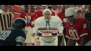 KFC TV Spot, 'Rudy III: He's Still Colonel Sanders But Now He's Got Wings For Sale' Featuring Sean Astin - Thumbnail 5