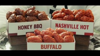 KFC TV Spot, 'Rudy III: He's Still Colonel Sanders But Now He's Got Wings For Sale' Featuring Sean Astin - Thumbnail 7