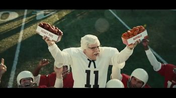 KFC TV Spot, 'Rudy III: He's Still Colonel Sanders But Now He's Got Wings For Sale' Featuring Sean Astin - 118 commercial airings