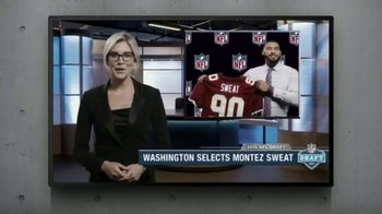 Old Spice Sweat Defense TV Spot, 'Sweat...In the NFL?!' Featuring Montez Sweat - Thumbnail 2