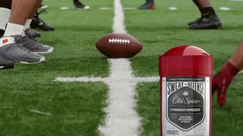 Old Spice Sweat Defense TV Spot, 'Sweat...In the NFL?!' Featuring Montez Sweat - Thumbnail 6
