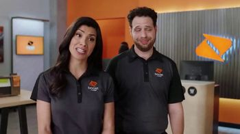 Boost Mobile Unlimited Gigs TV Spot, 'Can't Stream or Share?: Four Lines' - Thumbnail 4