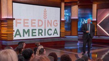 Feeding America TV Spot, 'Dr. Phil: 12 Million Kids' - Thumbnail 9
