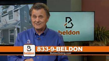 Beldon Siding Buy More, Save More Sale TV Spot, 'Large Hail, Damaging Wind and Extreme Heat' - Thumbnail 4