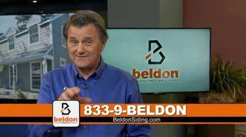 Beldon Siding Buy More, Save More Sale TV Spot, 'Large Hail, Damaging Wind and Extreme Heat' - Thumbnail 5