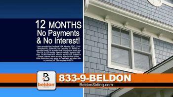 Beldon Siding Buy More, Save More Sale TV Spot, 'Large Hail, Damaging Wind and Extreme Heat' - Thumbnail 7