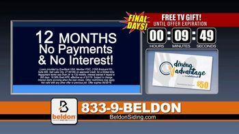 Beldon Siding Buy More, Save More Sale TV Spot, 'Painting Chores: JamesHardie' - Thumbnail 6