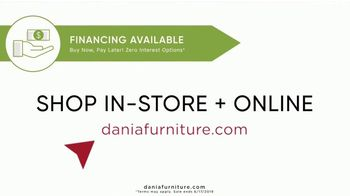 Dania Furniture TV Spot, 'Celebrating Dad' - Thumbnail 8