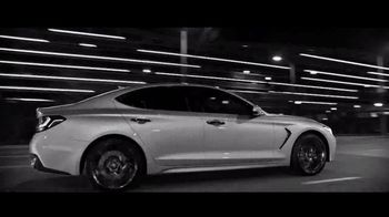 2019 Genesis G70 TV Spot, 'Cast Shadows' Song by Foxes [T2] - Thumbnail 3
