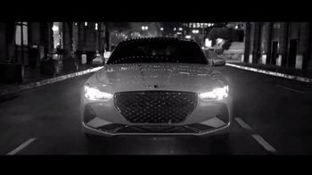 2019 Genesis G70 TV Spot, 'Cast Shadows' Song by Foxes [T2] - Thumbnail 4