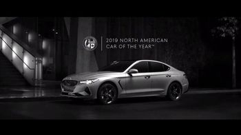 2019 Genesis G70 TV Spot, 'Cast Shadows' Song by Foxes [T2] - Thumbnail 5