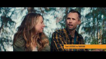 Audible Inc. TV Spot, 'Testimonials' - Thumbnail 4
