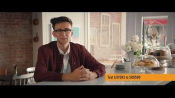 Audible Inc. TV Spot, 'Testimonials' - Thumbnail 5