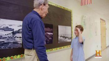 USAA TV Spot, 'History Channel: Chet Furtek' - Thumbnail 6