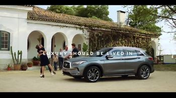 2019 Infiniti QX50 TV Spot, 'As You Travel' Song by The Tallest Man on Earth [T1] - Thumbnail 9