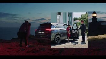 2019 Infiniti QX50 TV Spot, 'As You Travel' Song by The Tallest Man on Earth [T1]